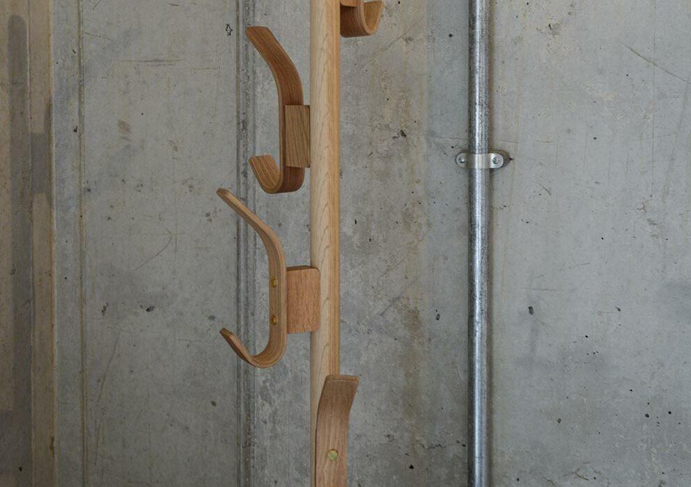oak hooks