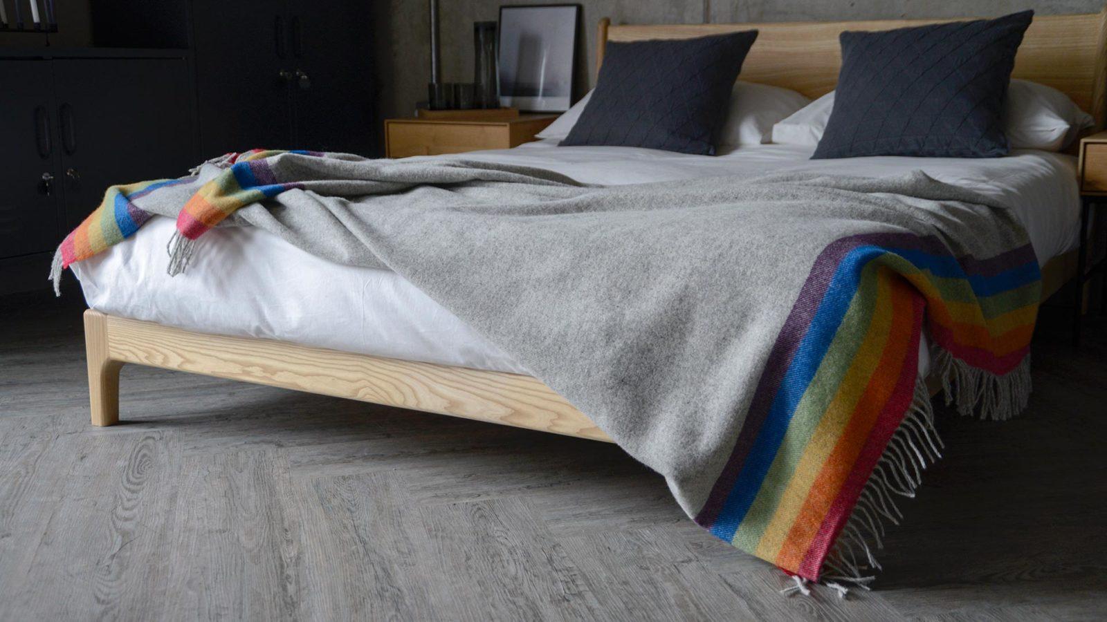 modern blanket