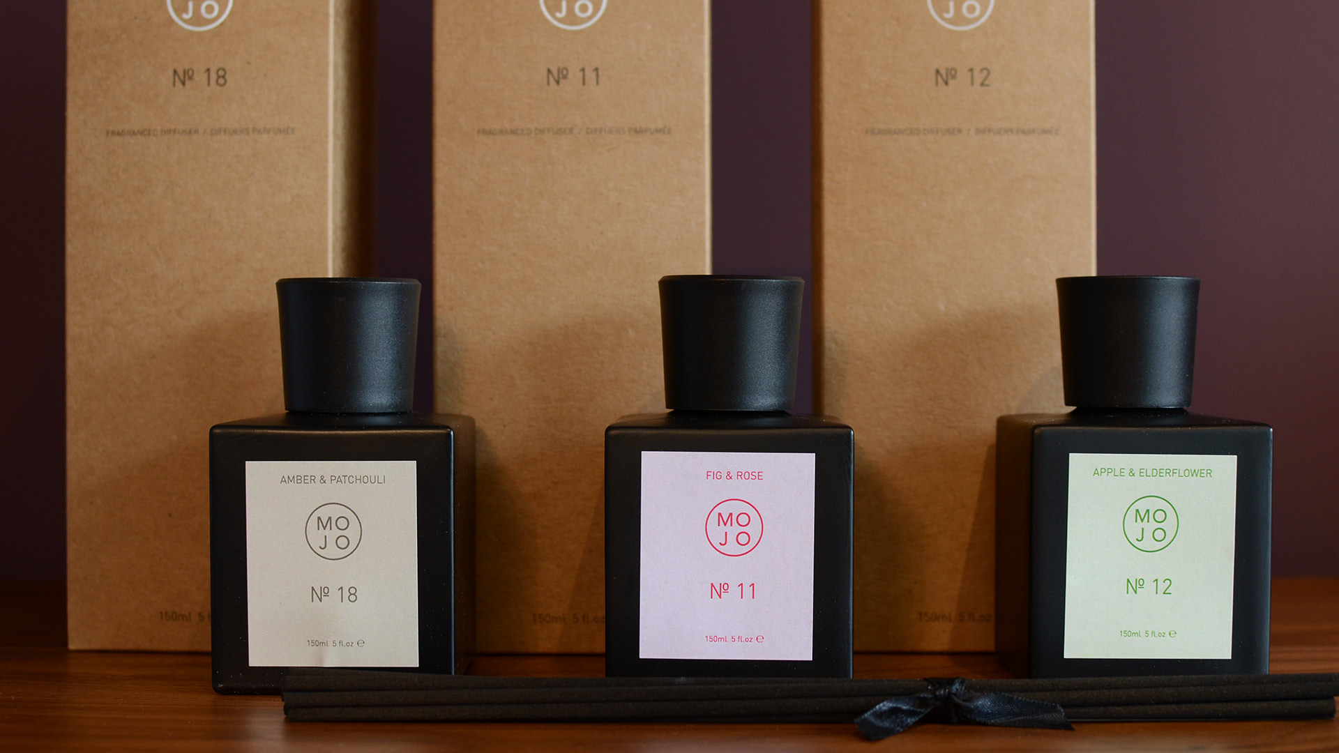 mojo scented room diffusers room scents natural bed. Black Bedroom Furniture Sets. Home Design Ideas