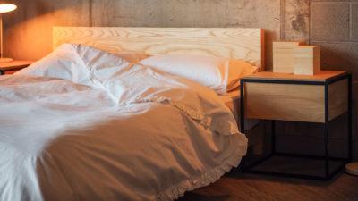 monolit bedside table