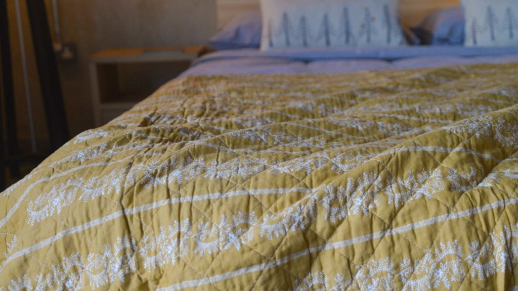 mustard-cotton-quilted-throw