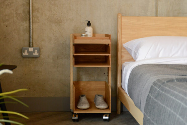 bedside storage unit
