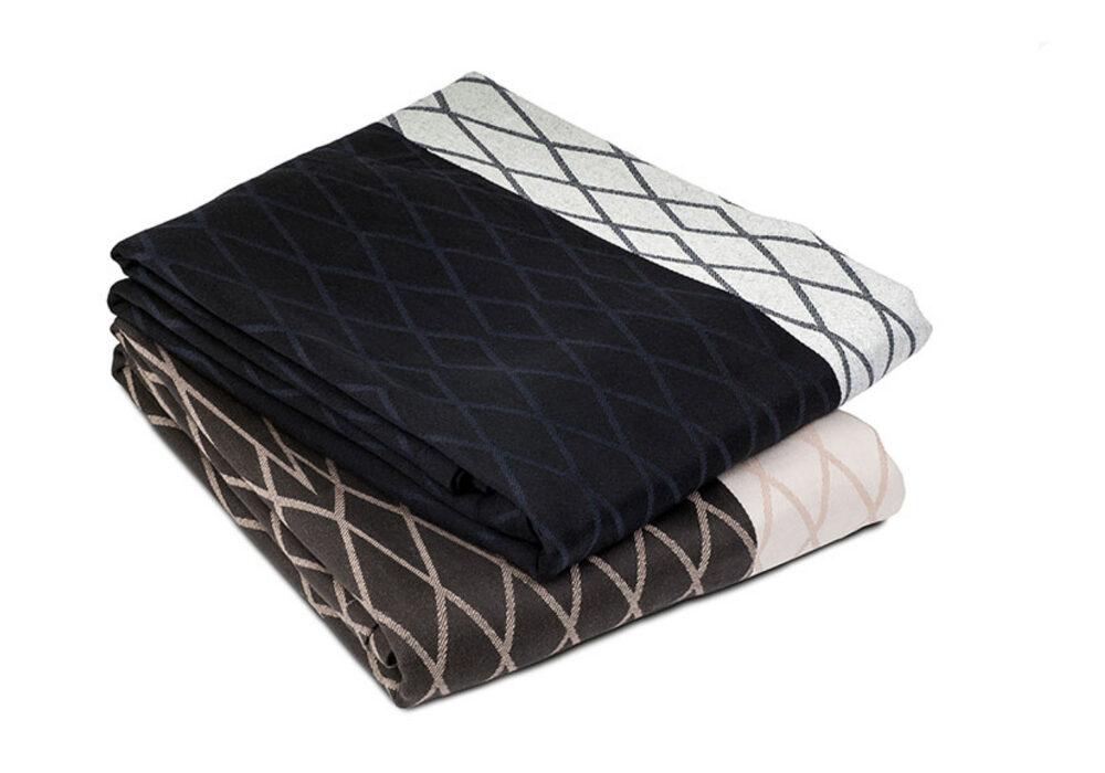 GOTS certified 100% organic cotton bedspread