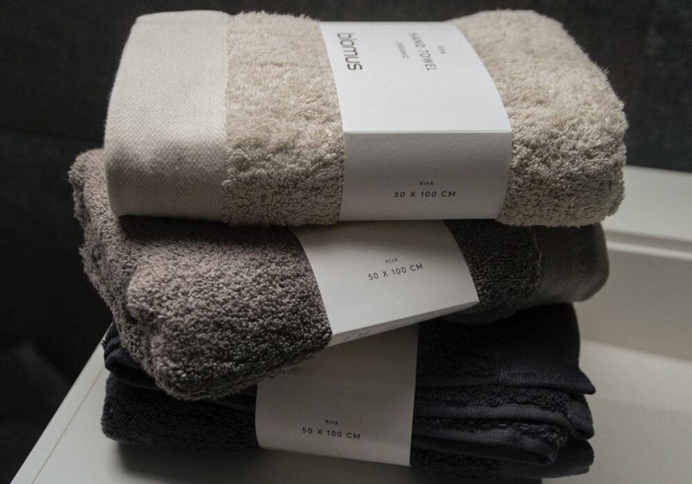 softest organic cotton towels