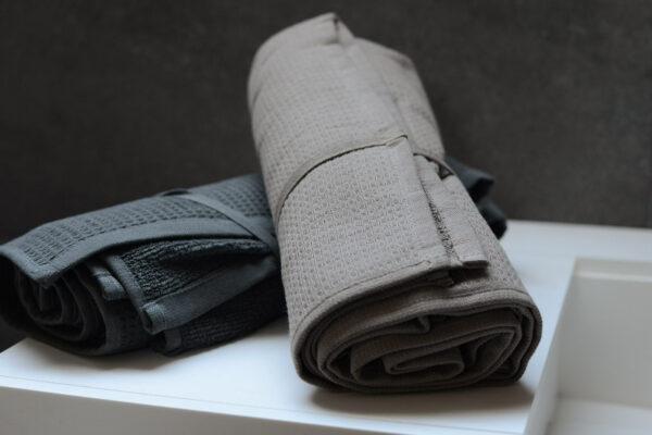 organic cotton travel towels