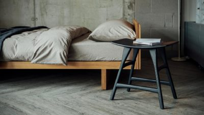 osso-stool-in-black-oak-with-natural-oak-kyoto-bed