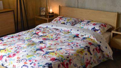 painted-flowers-print-on-reversible-duvet