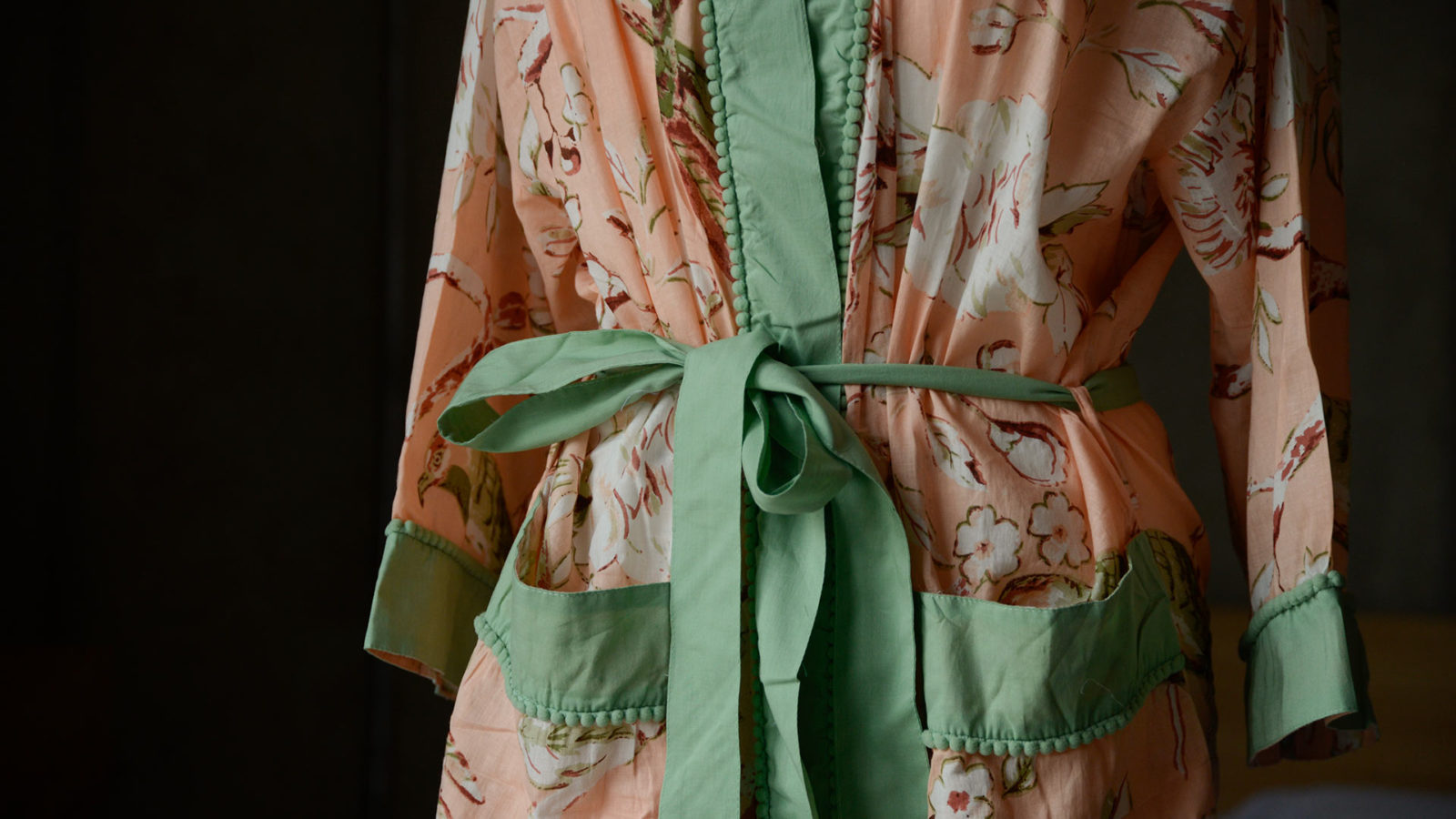 womens dressing gowns