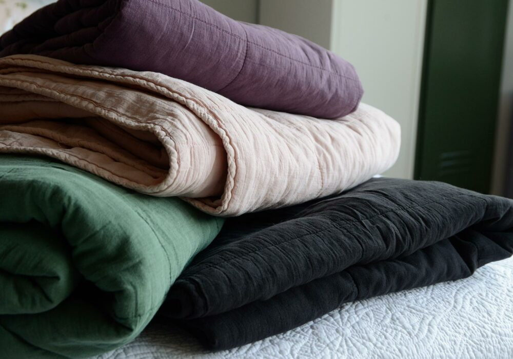 cosy soft quilts