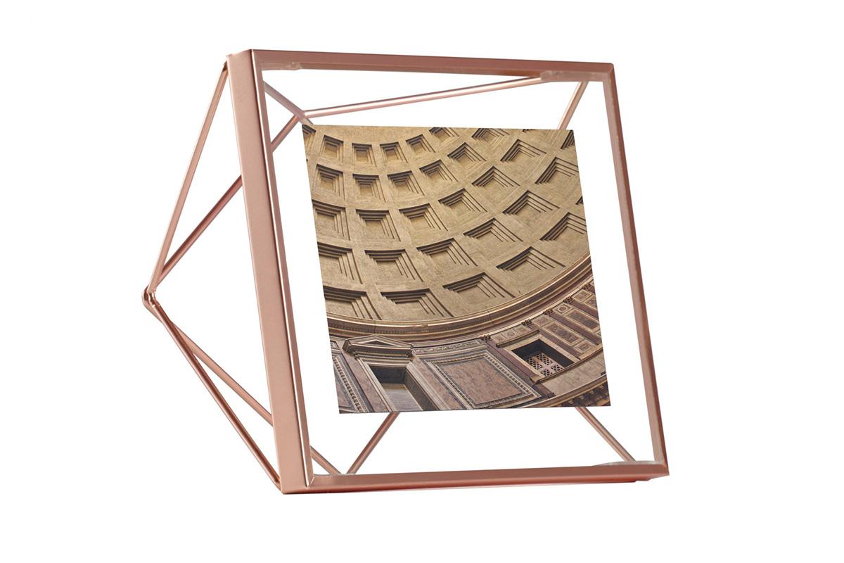 prisma frame 4x4 copper