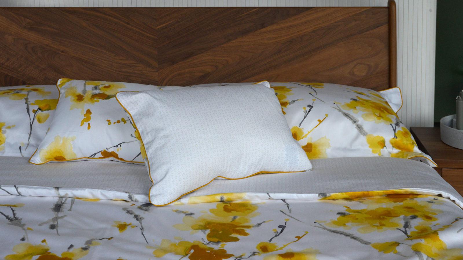 reversible-cushion-to-match-yellow-flowers-duvet