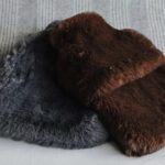 luxury softest faux-fur covered hotwater bottles