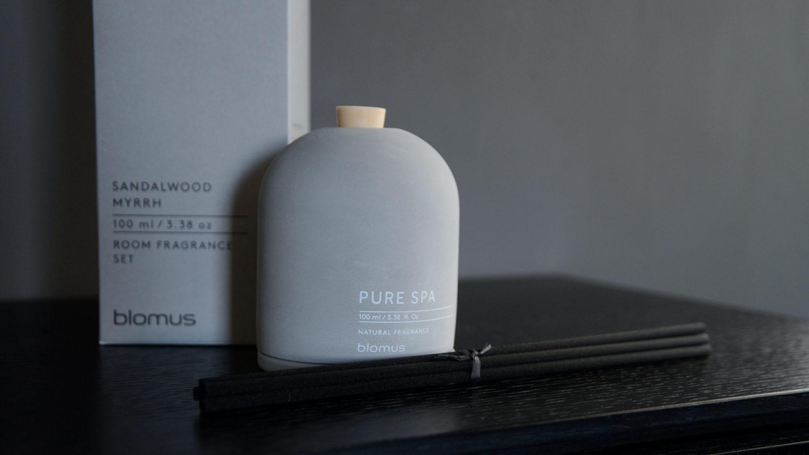 modern room scent