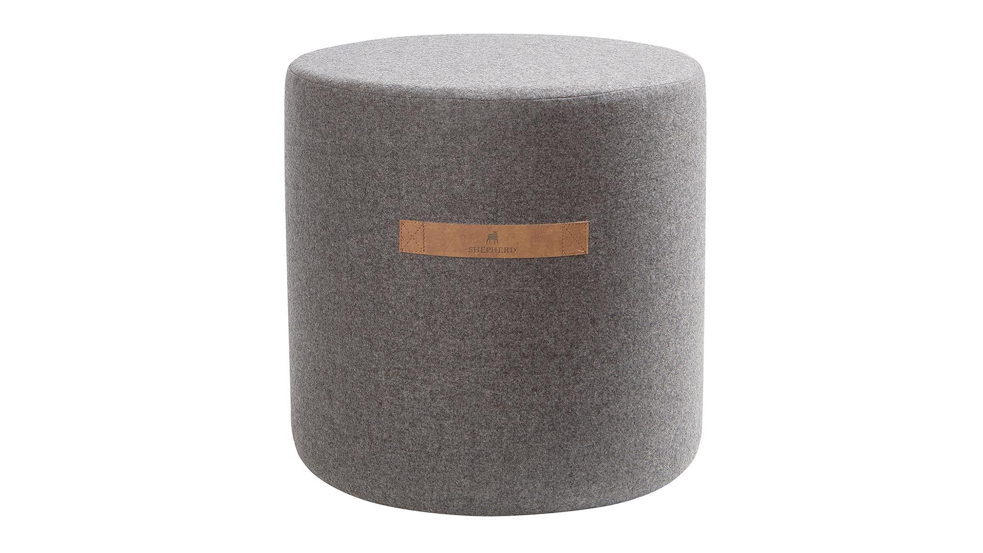 grey-pouffe 40x40cm