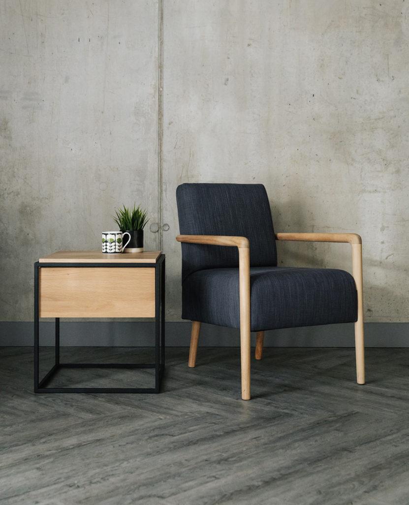 Modern armchair - Shoreditch