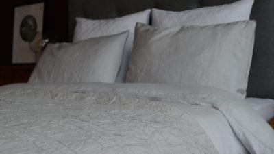 Vintage Wash Linen Bedding