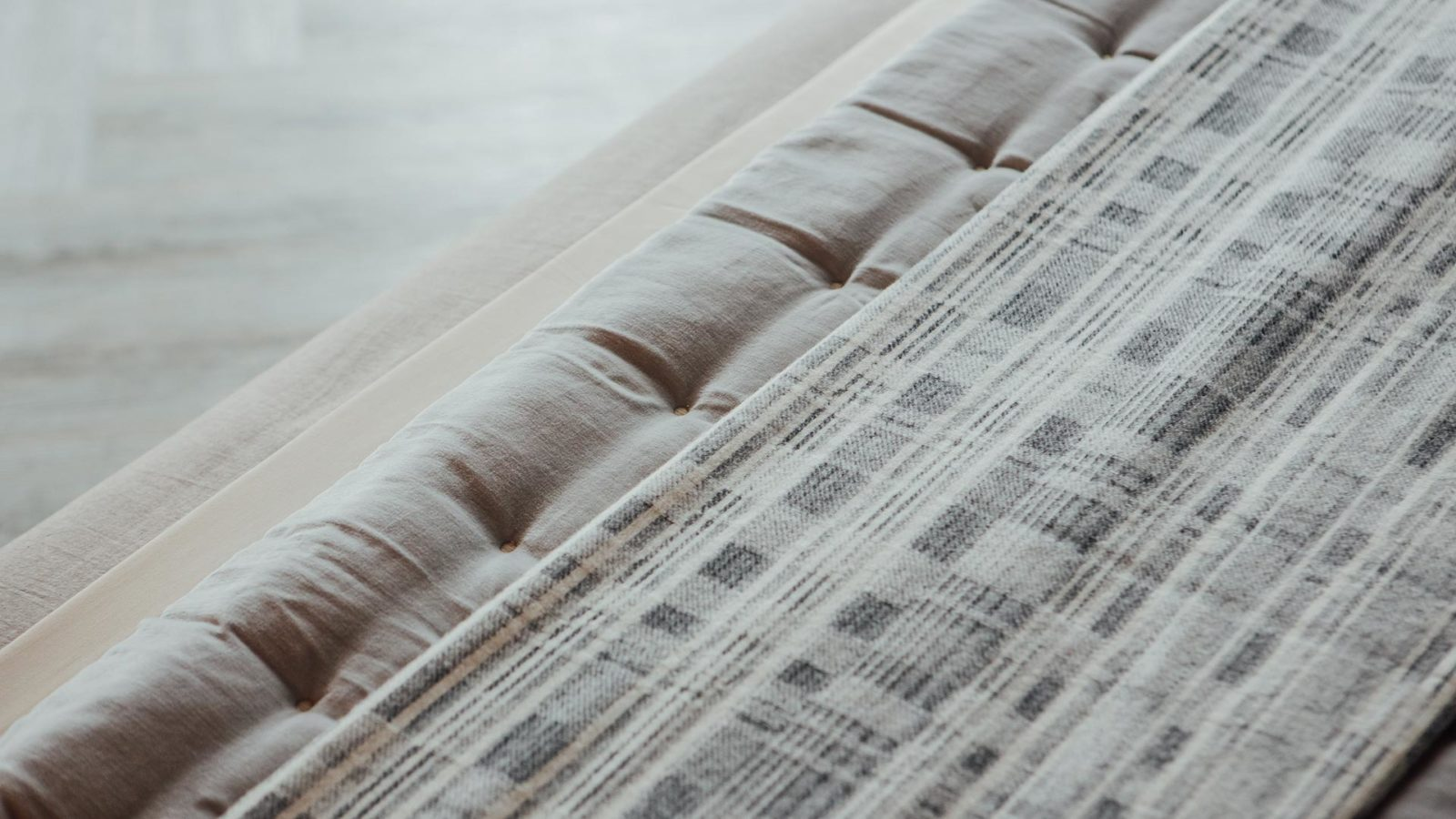silver-grey-velvet-quilt-with-grey-stripe-throw