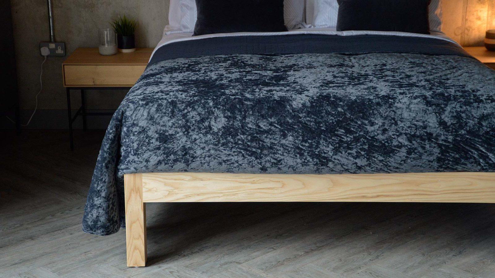 sumptuous bedspread