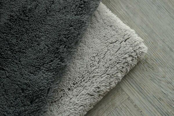 Supersoft deep pile bath mats