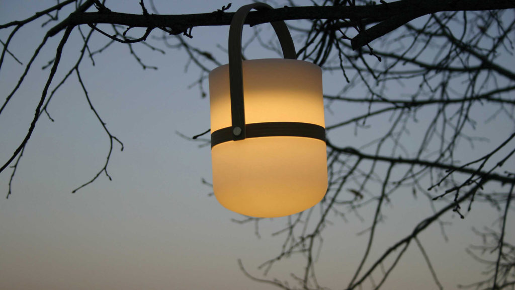 st-ives-rechargeable-lantern-hanging-outdoors