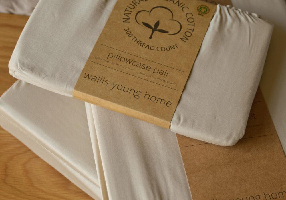 natural organic cotton bedding 300 thread count