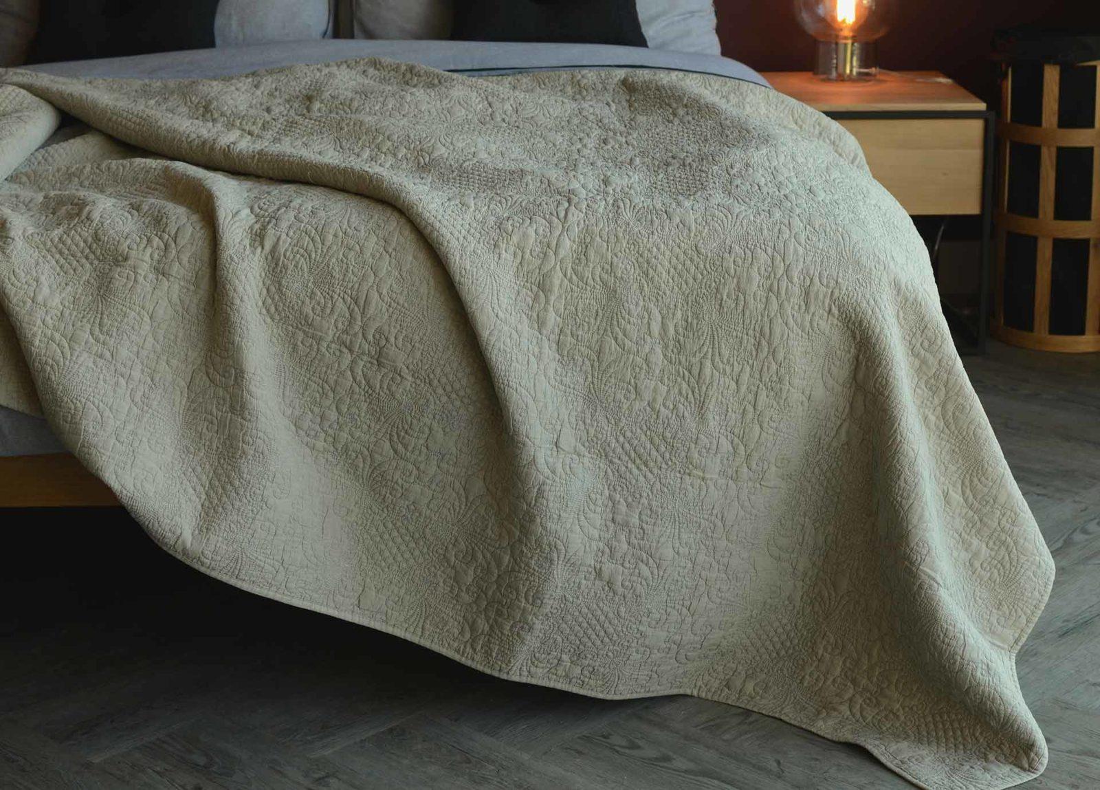 stonewash-embroidered-quilt-clay