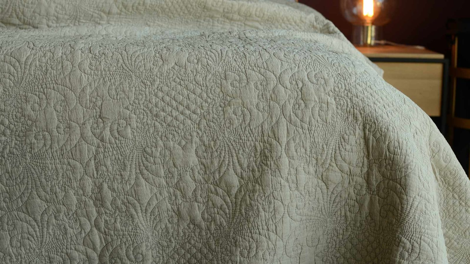 stonewash-embroidered-quilt-clay-close-up