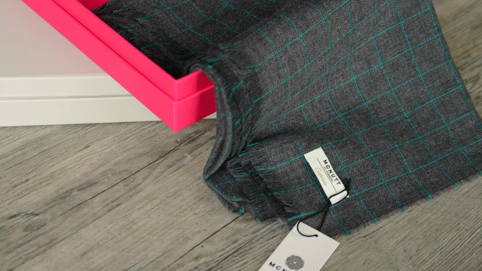 luxury light cashmere and merino scarves gift boxed