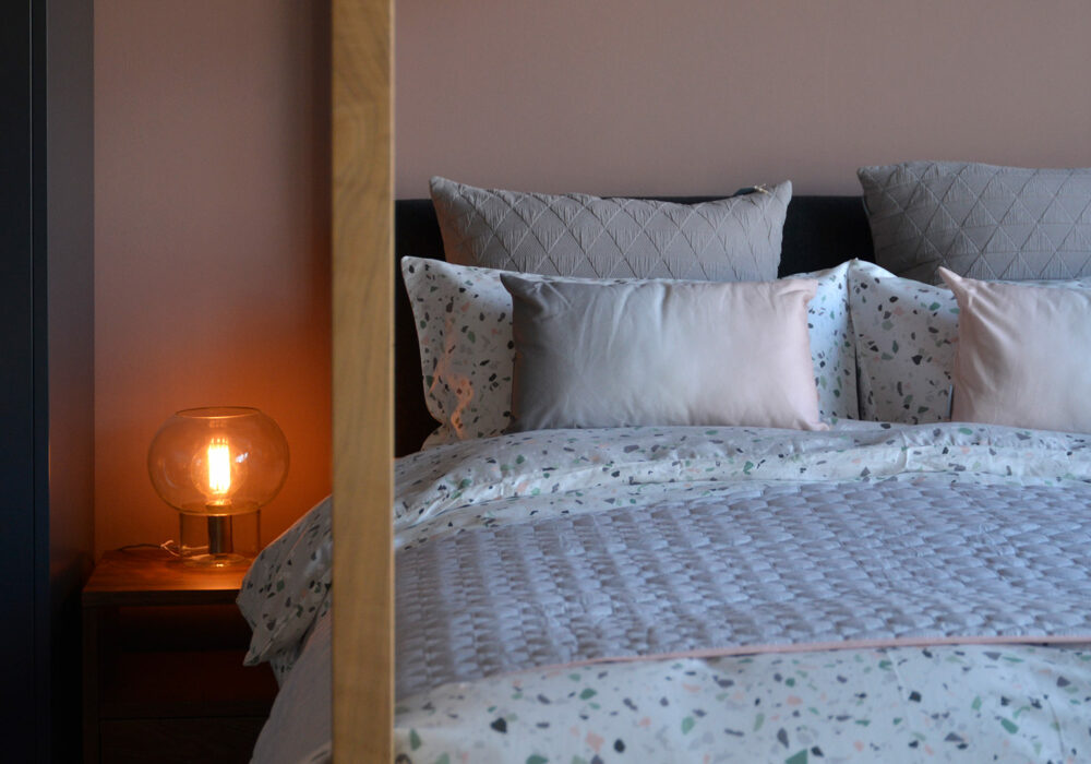 terrazzo-bedding-ombre-and-stockholm-cushions