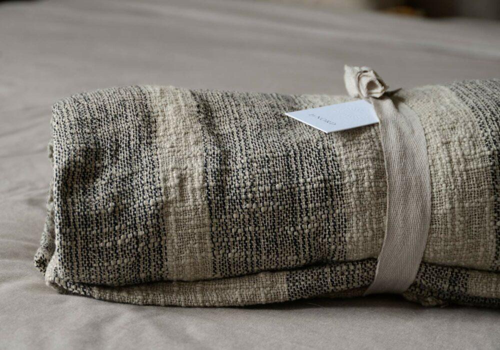 Textured Cotton Bedspread