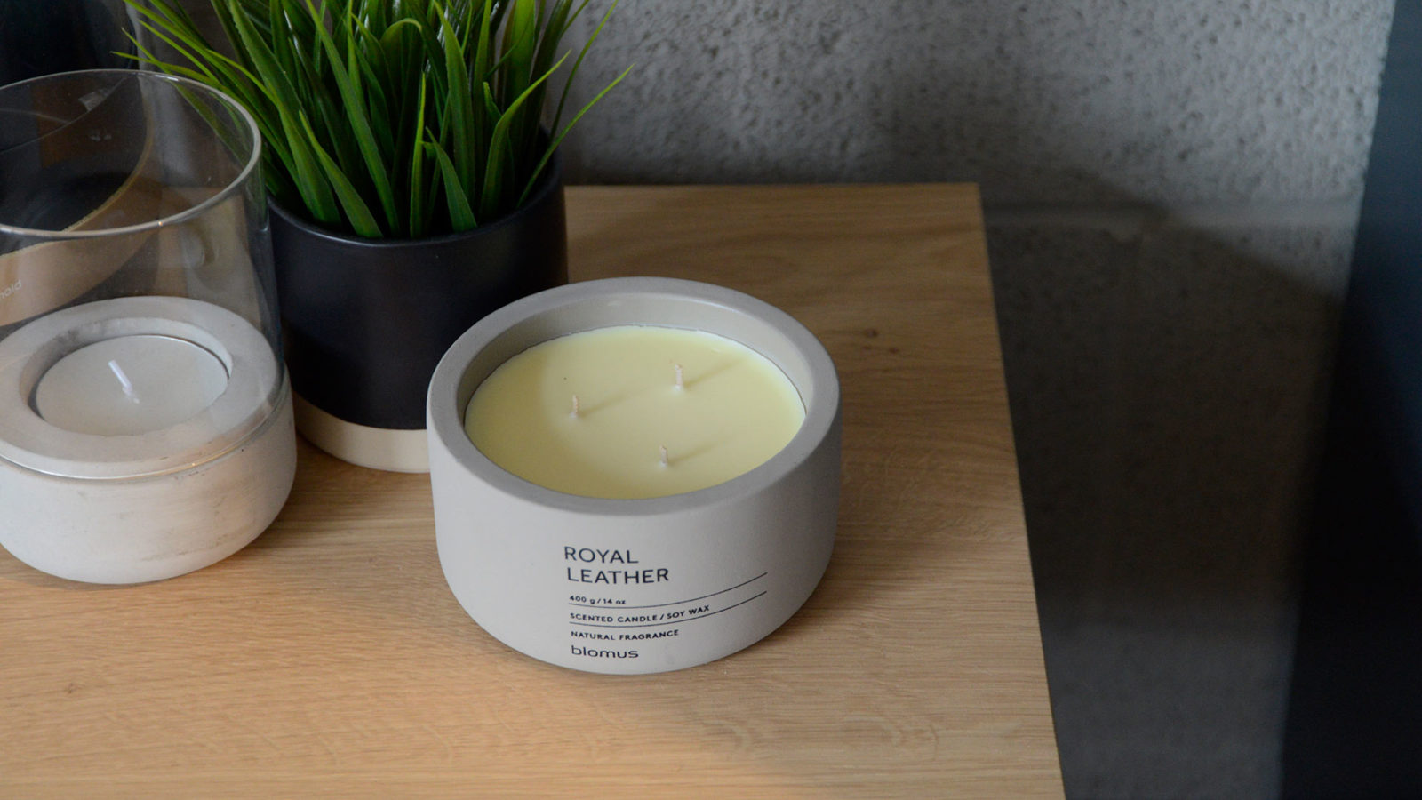 unisex scented candles