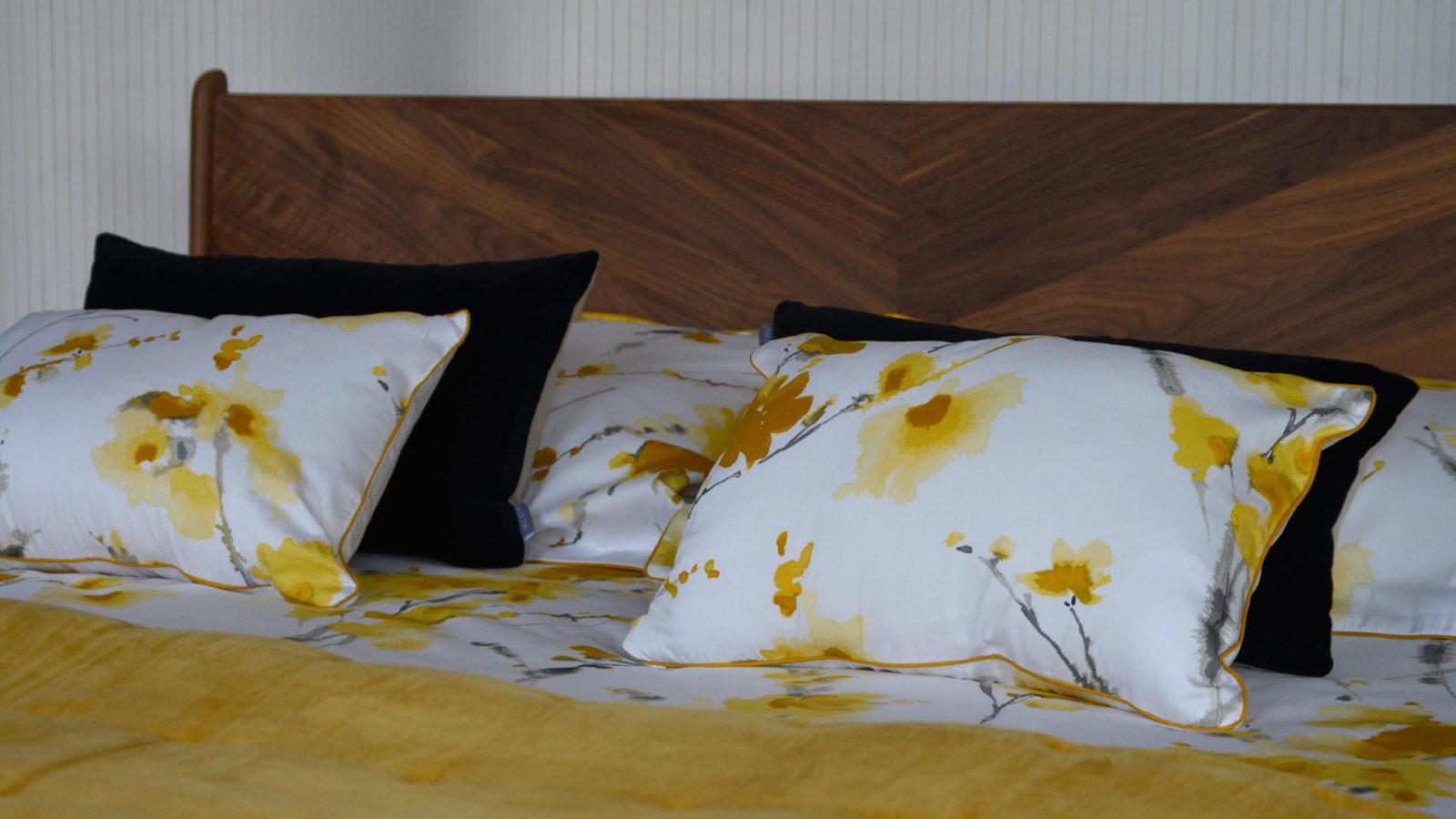 turmeric-yellow-watercolour-flowers-print-duvet-set