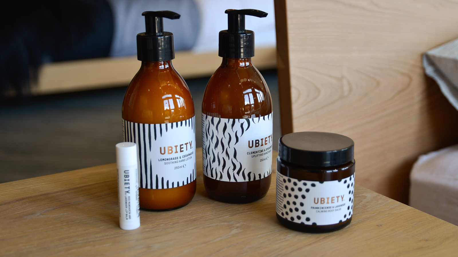 charity supporting sustainable and vegan Body care products, made in England