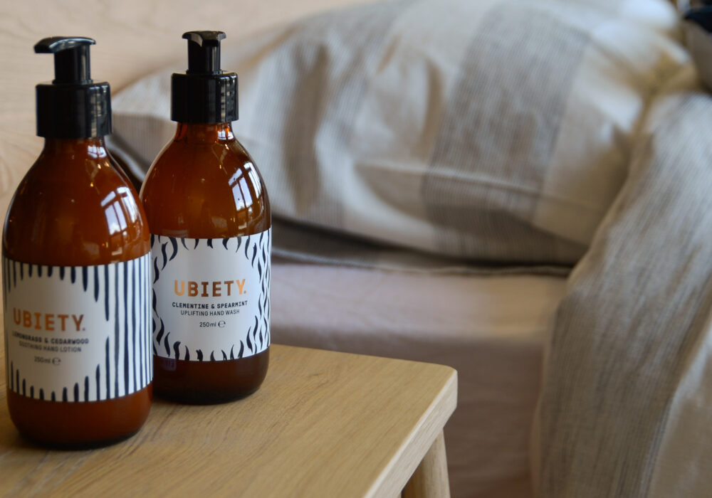 Charity supporting sustainable and vegan Handwash made in England