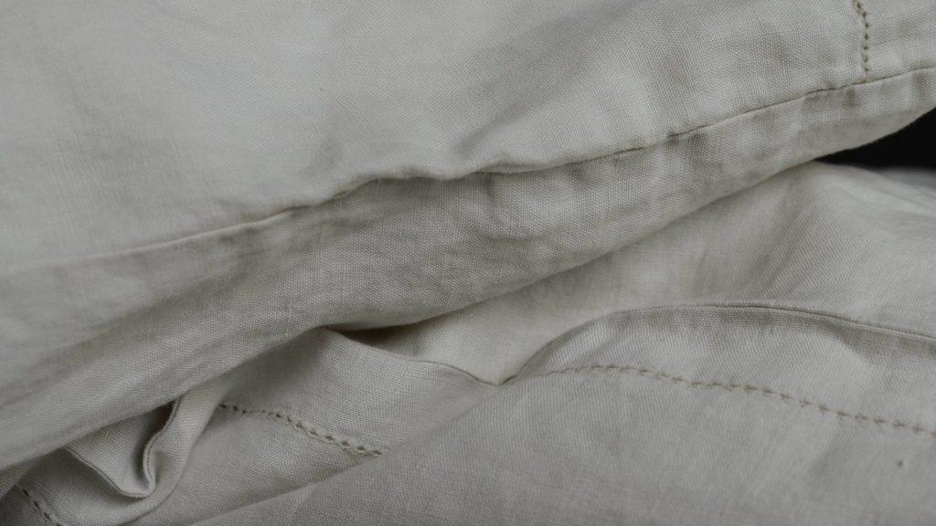 vintage wash-linen-closeup