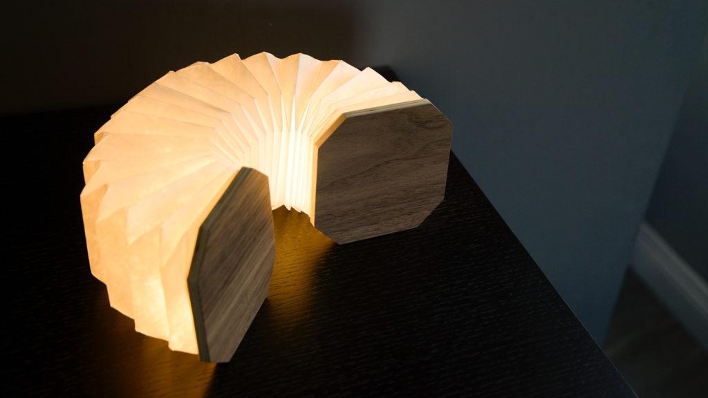 warm LED lamp