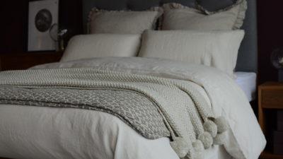 vintage wash-linen-limestone-closeup