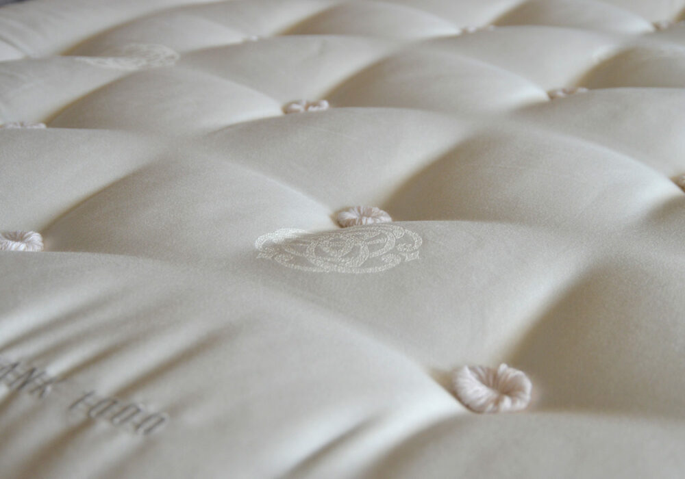 weldbank-chemical free mattress 1000 springs-embroidery