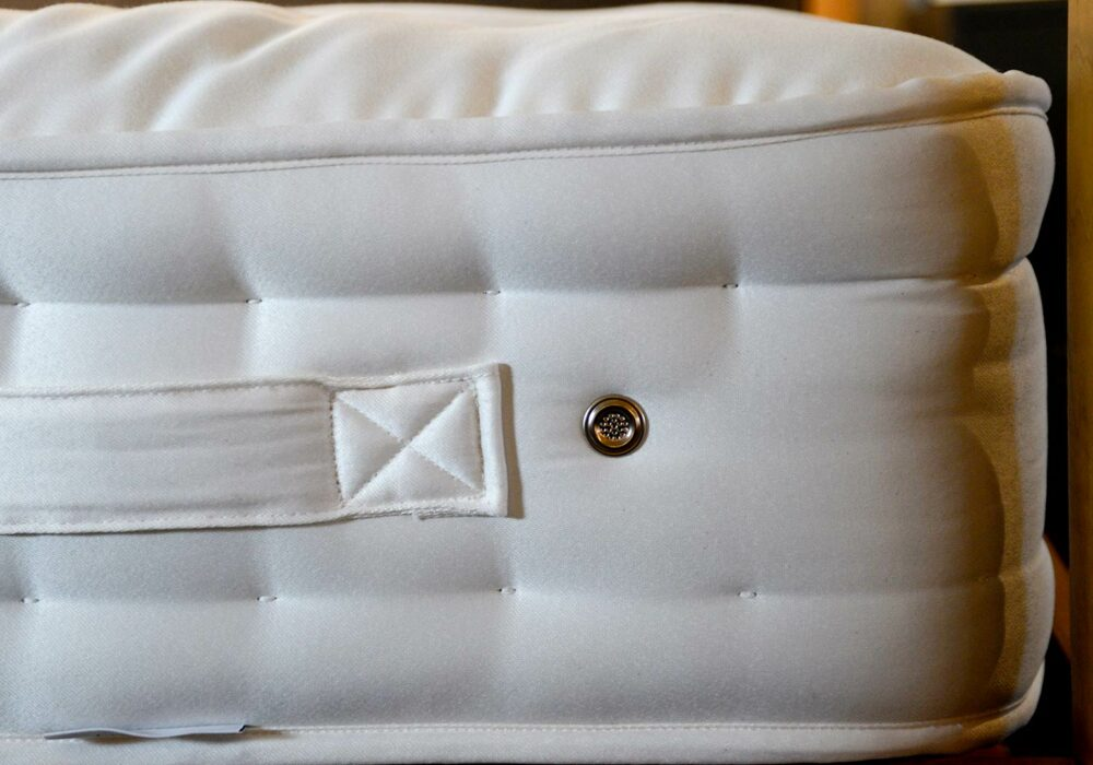 westgate 4000 a chemical free biodegradable sprung mattress