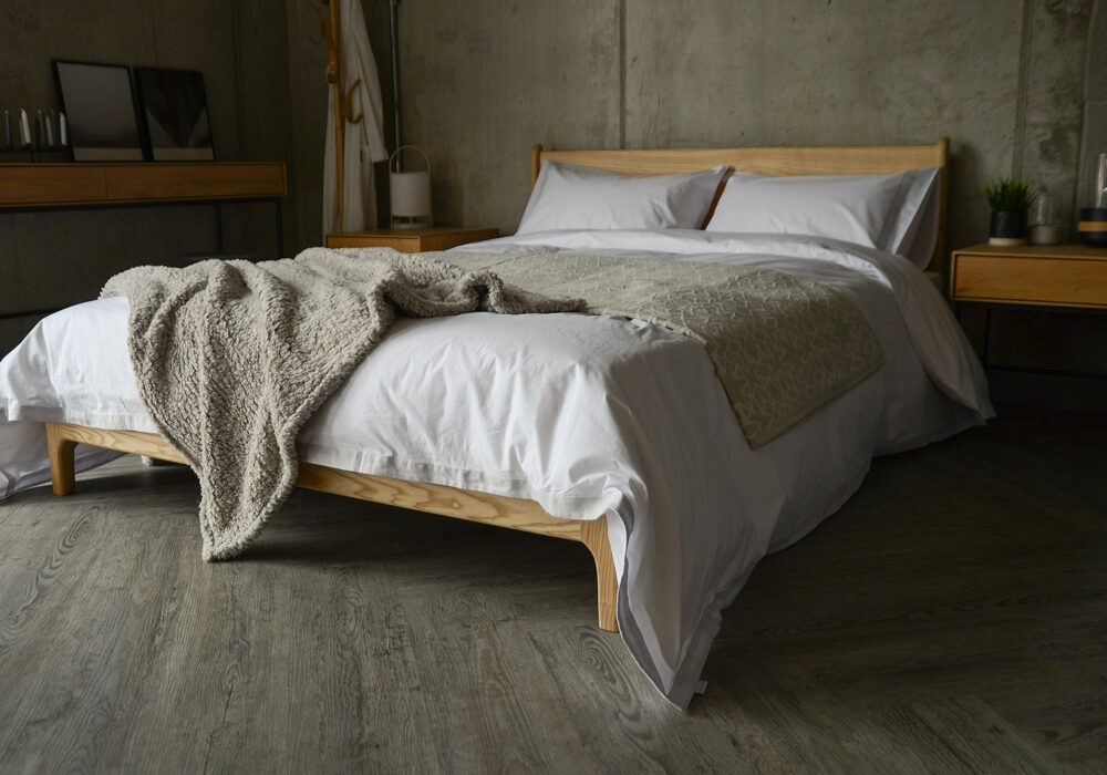 cotton and linen bedding