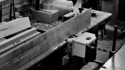 handmade solid wood furniture making
