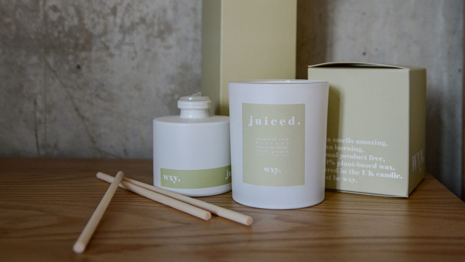 Juiced room scents