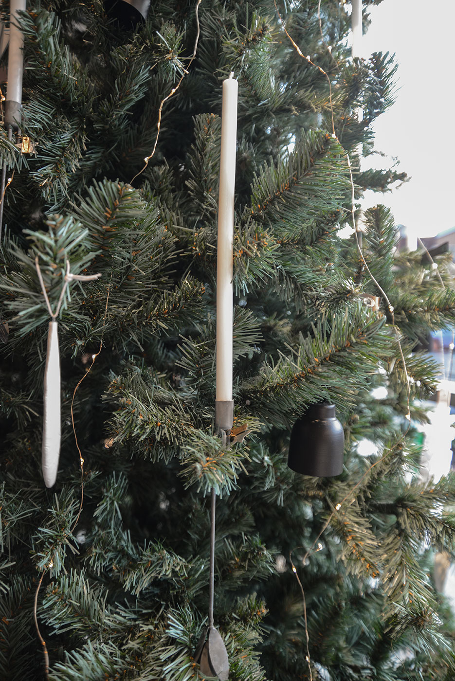 candle holders for christmas trees